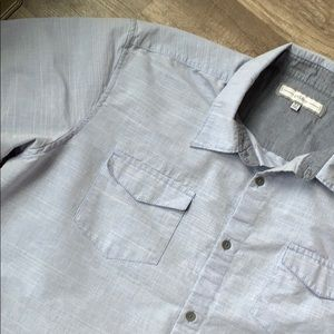Nice looking short sleeve men's button down